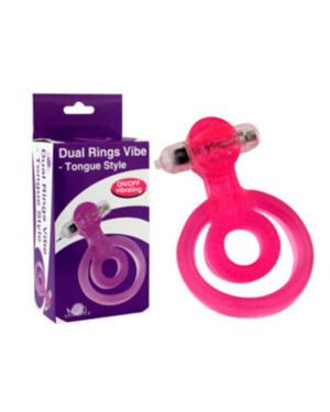Weenie Wrapper Dual Cock Ring