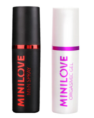 Minilove – Orgasmic gel for women