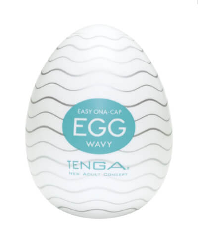 TENGA Easy Beat EGG Men Pleasure Device