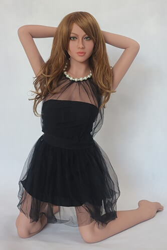 Merlin Full silicone Love Doll