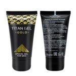 Titan Gel Gold Russia Penis Enlargement Cream
